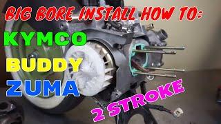 70cc top end rebuild (2-stroke)