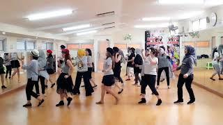 PURA PURA BAHAGIA😉/LINE DANCE#BINA PRATAMA