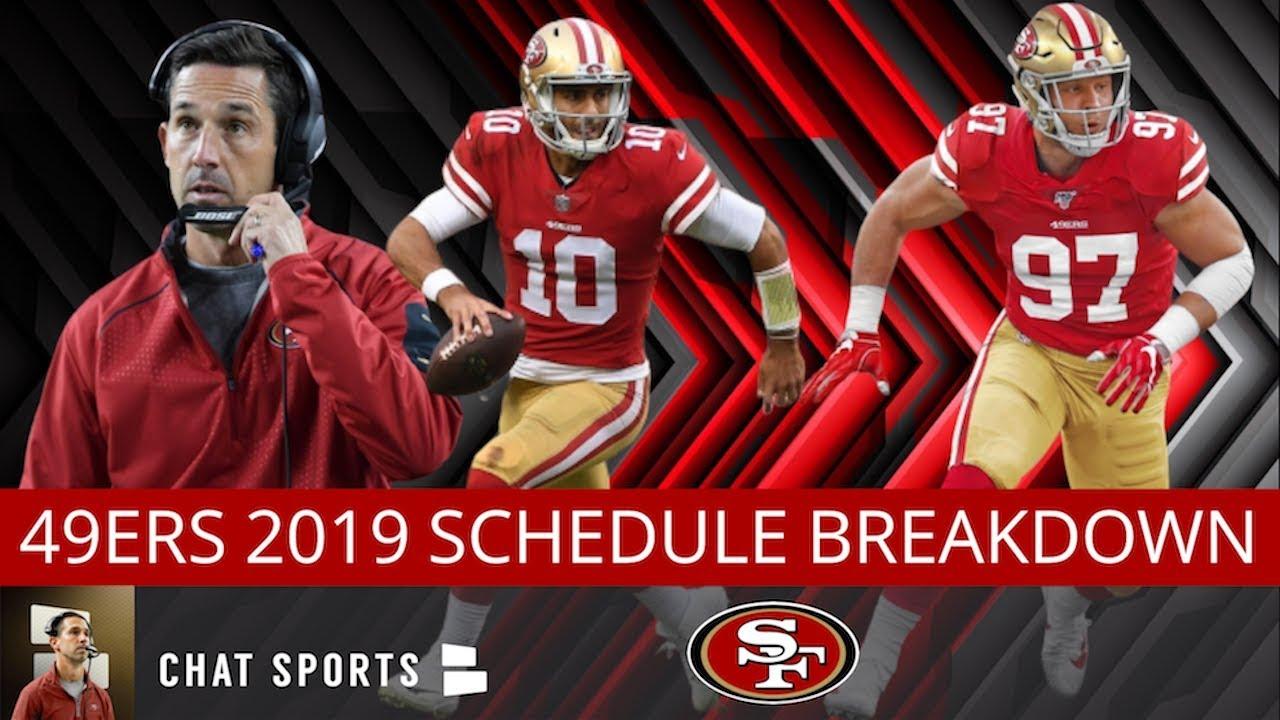 WATCH LIVE: 49ers talk big comeback win, tough schedule ahead