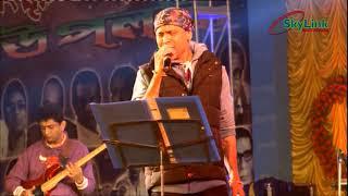 Zubeen Garg stage Live Peformance.,Song,. Bhojena Se Bhojena..