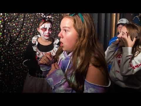 Fright Nights at the Fair: Terrified faces in Syracuse
