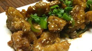Crispiest Honey Chilli Chicken - Restaurant Style