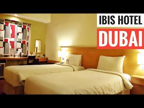 Good & Cheap Dubai Hotel - Ibis Deira City Centre ✈ Airport Hotel