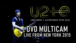 DVD U2 INNOCENCE + EXPERIENCE TOUR LIVE FROM NEW YORK