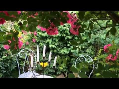 Garten kreativ das romantische eck youtube - Kreativ im garten ...
