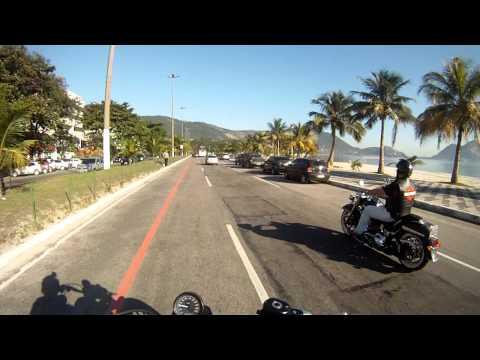 Harley, Sol, Paisagens - full video