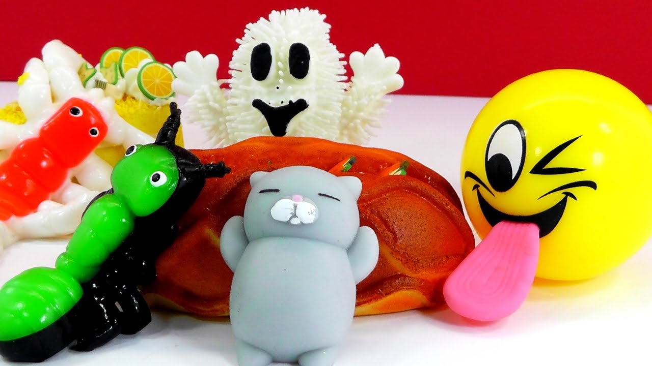 And Lazy Diver Toys Juguetes Y Blanditos Pegajosos Cat Con Squishy Sticky vN80mnwO