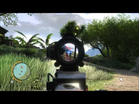 Far Cry 3 - All Signature Weapons