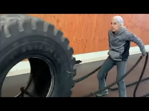 Tire Workouts & Ping Pong Trick Shots | Best of the Week