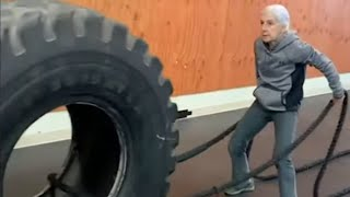Tire Workouts & Ping Pong Trick Shots | Best of the Week Video
