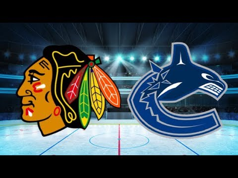 Chicago Blackhawks vs Vancouver Canucks (2-4) – Feb. 1, 2018 | Game Highlights | NHL 2018