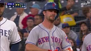 Alonso Hits Monstrous Homer (Mets vs Padres Game Recap)