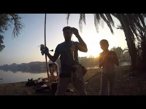 Egypt Nile Fishing Sintrees