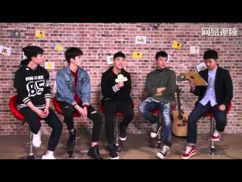 [Eng Sub] 160217 NetEase full interview with Addicted casts