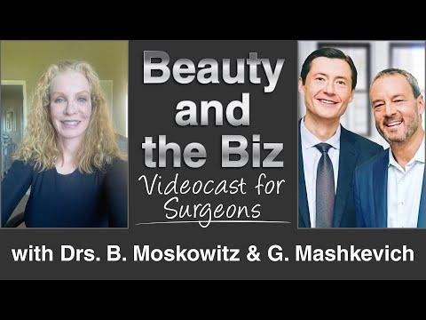 Beauty and the Biz Drs  Bruce Moskowitz & Grigoriy Mashkevich • www CatherineMaley com