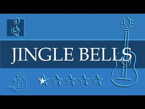 Acoustic Guitar TAB - Jingle Bells - Christmas Song (Sheet Music)