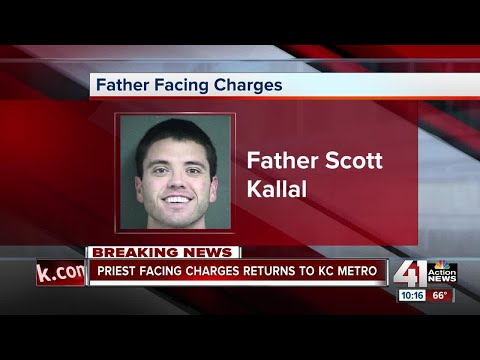Priest accused of child sex crimes returns to Wyandotte County