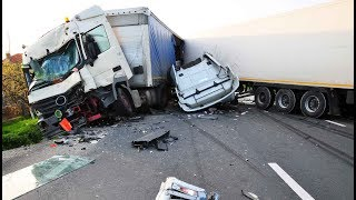 Best of How To Not Drive Your Car on Road #American Crash Compilation #Wrong Way Drive