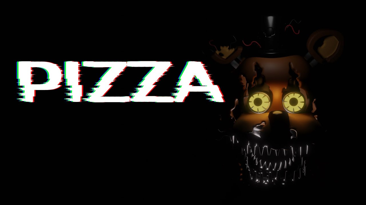 PIZZA av MrCreepySwede och U.
