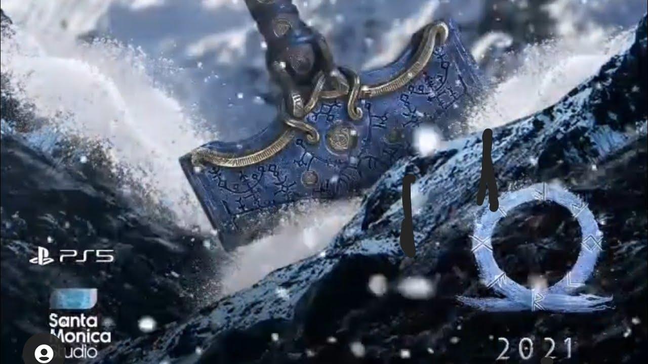 God Of War Ragnarok Video Wallpaper Youtube