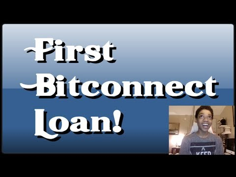 My First $2010 Bitconnect Loan. Is it a Scam?