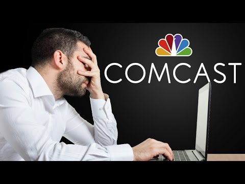 Comcast's 'Embarrasing' Customer Service Phone Call