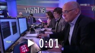 Politisches Erdbeben in Österreich: BP-Wahl 2016