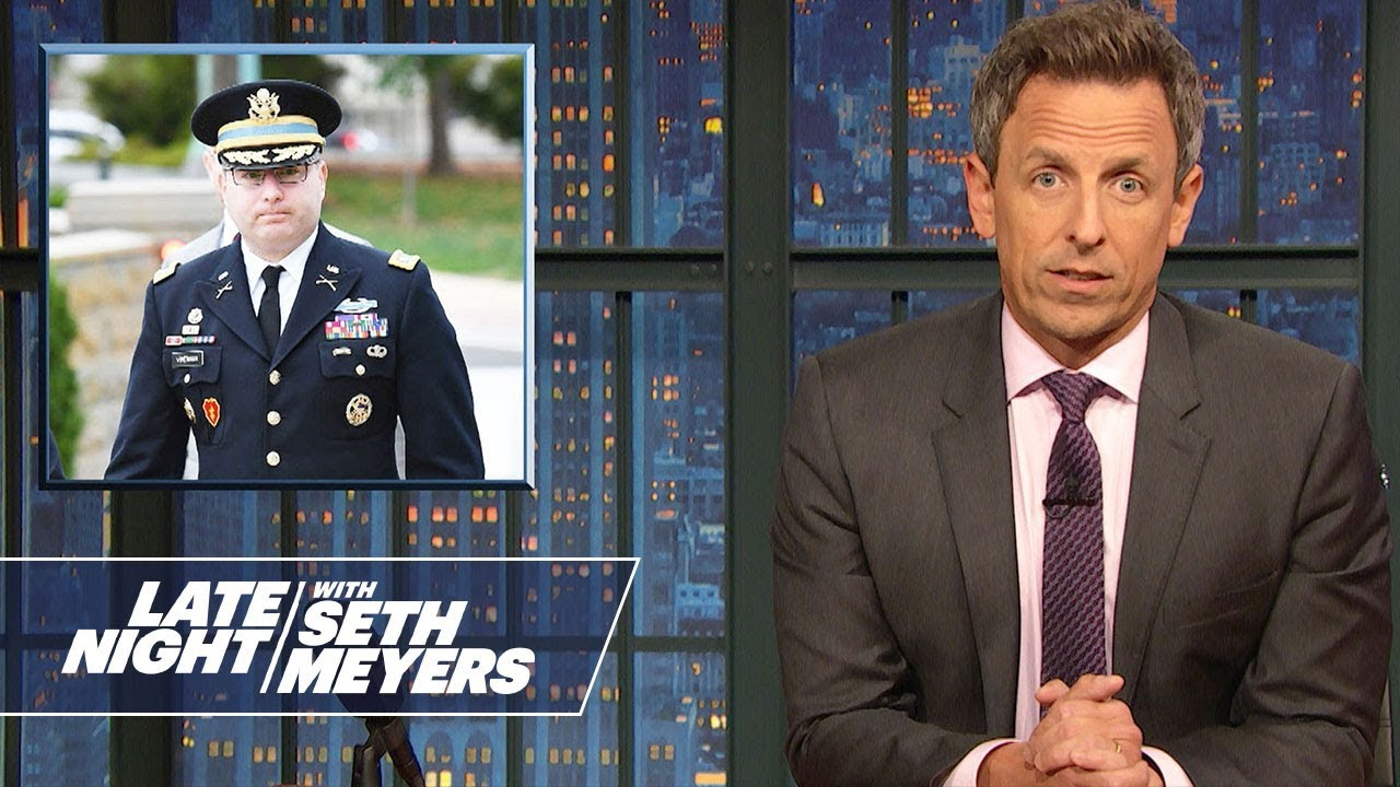 Who Is Lt. Col. Alexander Vindman?