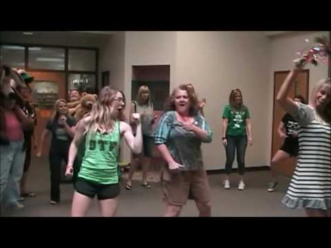 """Can't Stop the Feeling """"Teachers Gone Crazy"""" Mountain Shadows"""