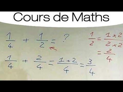 Comment additionner et soustraire des fractions facilement - Comment faire des coussins originaux ...