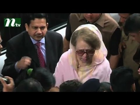 Khaleda Zia gets bail in 5 cases   News & Current Affairs