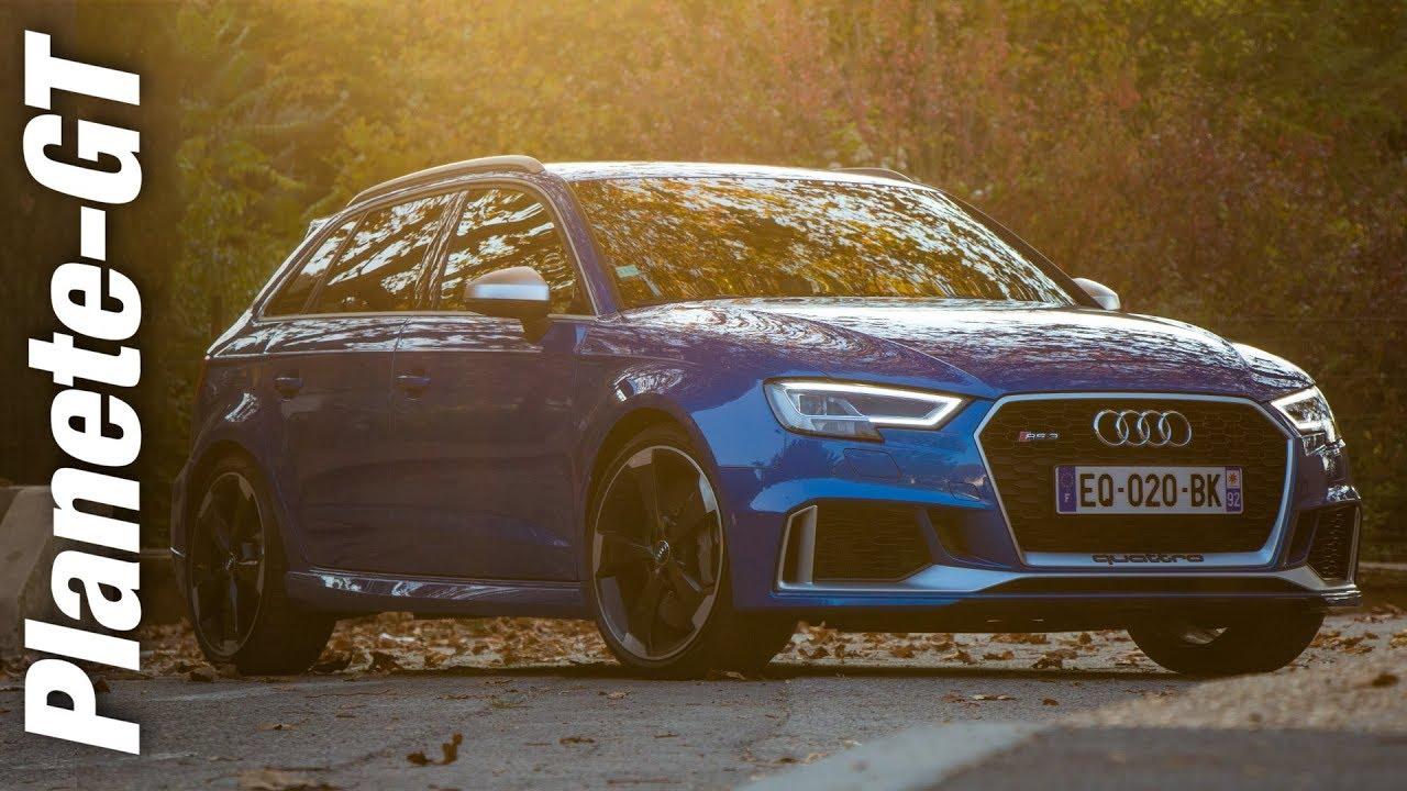 Essai Audi Rs3 2017 Un Monstre Trop Puissant