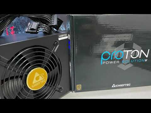 Chieftec BDF-600S 600 W