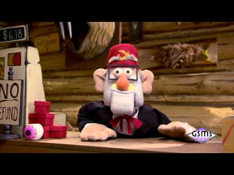 Mystery Box   Mystery Shack: Shop at Home   Disney XD