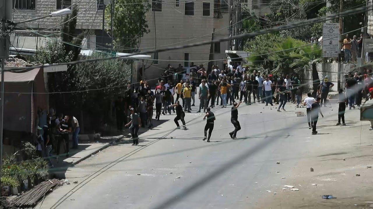 Download Palestino morre por disparos de soldados israelenses na Cisjordânia | AFP