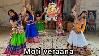 Moti Veraana by Amit Trivedi feat.Osman Mir     Navratri Garba special    Mahima borana    cover