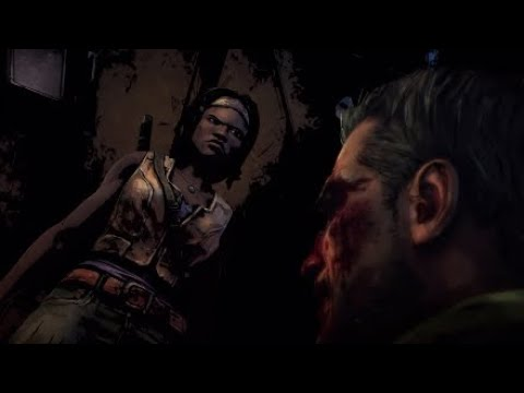 What We Deserve The Walking Dead Michonne: The Telltale Definitive Series |