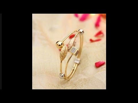 Latest Light Weight Stylish & Classic BRIDAL FINGER GOLD RINGS