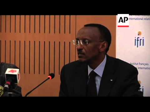 Kagame visits for first time since 1994 genocide