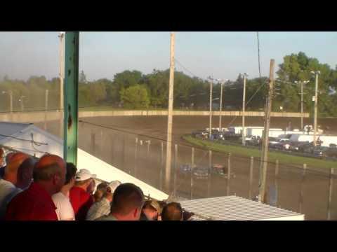 Stock Car Heat 1 @ Buena Vista Raceway 08/17/16