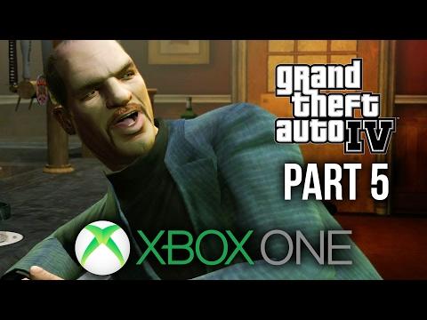 GTA 4 Xbox One Gameplay Walkthrough Part 5 - KILLING VLAD ???