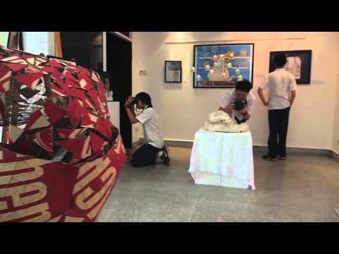 RIS Middle School News: HS IB Art Trailer