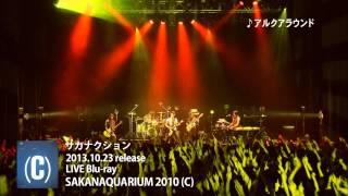 サカナクション 2013.10.23リリース LIVE Blu-ray「SAKANAQUARIUM 2010 ...