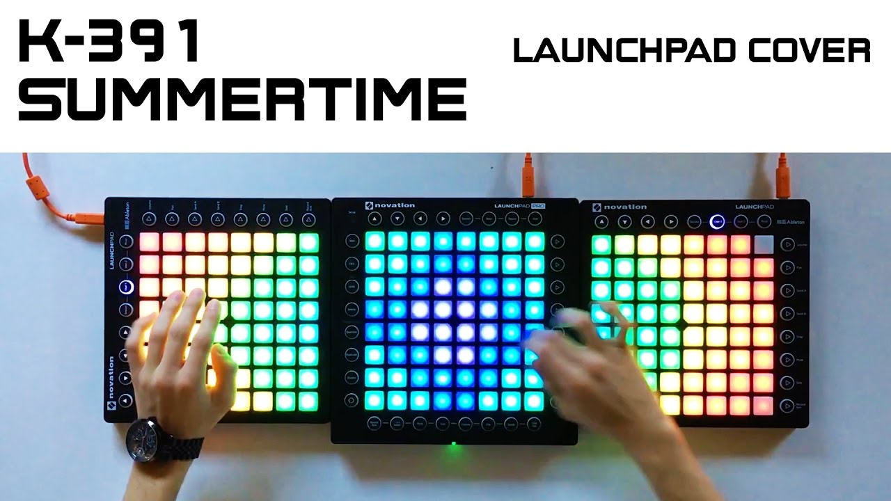 k-391-summertime-triple-launchpad-cover-pro-launchpadder