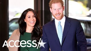 Meghan Markle Recycles Her Engagement Dress For A Royal Outing With Prince Harry