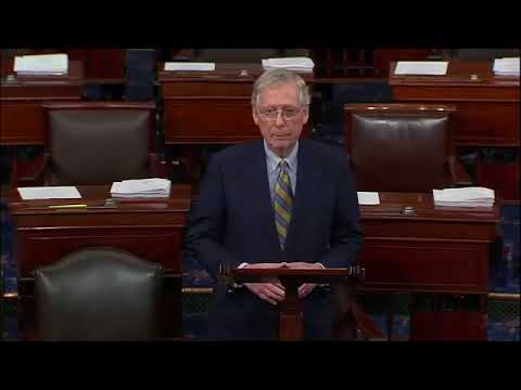 Mitch McConnell 1/10/2018