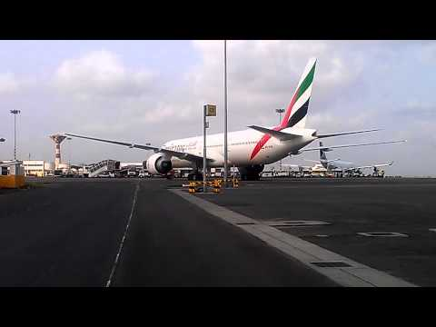 Emirates @ Kotoka International Airport - Accra Gh