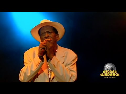 Gregory Isaacs Live at Reggae Sundance 2007.