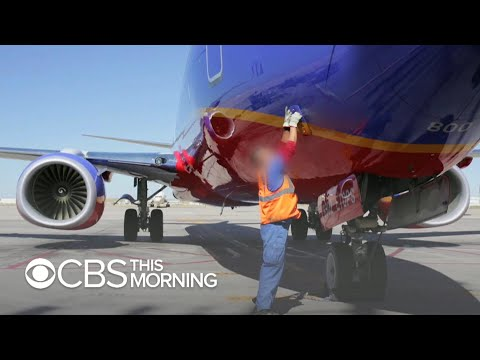Airline Mechanics Say They Feel Pressured To Overlook Potential Safety Problems