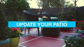 Easy Patio Ideas: Outdoor Living Spaces